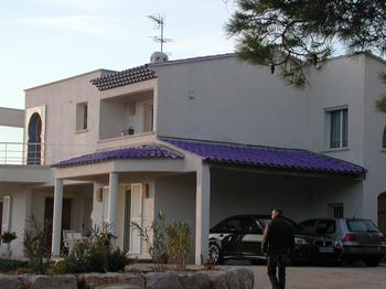 Décoration - Tuiles émaillées - Couverture - Toiture - Tuile canal -Tuile plate -Artisanat de Provence à Salernes