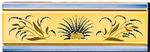 Carrelage - Frise murale - Design - Décoration - Artisanat de Provence à Salernes