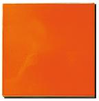 Carrelage Orange - Salle de Bains - Cuisine - Faïence de Provence à Salernes