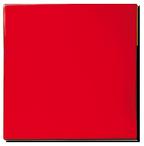 Carrelage13 Rouge Cerise- Salle de Bains - Cuisine - Faïence de Provence à Salernes  N
