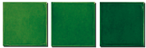 Carrelage Vert Prairie - Cuisine - Salle de Bains - Faïence de Provence à Salernes