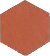 Carrelage - Sols -Tomette de 10,5 cm - Terrasse - Dalles - Terre Cuite de Provence à Salernes