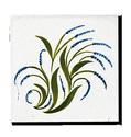 Carrelage - Décoration - Champ de Lavande - Motif - Design - Faïence de Provence à Salernes