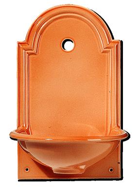 Carrelage - Décoration - Fontaine Moulurée 30x45- Cuisine - Salle de Bains - Faïence de Provence à Salernes