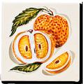 Carrelage - Cocktail de Fruits - Nom du décor - Motif - Design - Faïence de Provence à Salernes