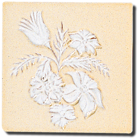 Carrelage d coration d cor 11x11 printania motif for Carrelage faience 11x11 blanc