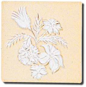 Carrelage d coration d cor 11x11 printania motif for Carreaux faience 11x11