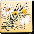 Carrelage - Décoration - Décor 11 Champêtre- Motif - Design - Faïence de Provence à Salernes