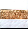 Carrelage - Décoration - Lichen Intérieur Bronze Ext Chocolat- Motif - Design - Faïence de Provence à Salernes
