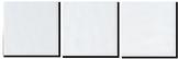 Carreau 11 x 11 - Blanc de Blanc - Faïence - Cuisine - salle de Bains - Salernes en Provence