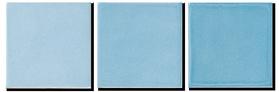 Carreau 11 x 11 - Bleu Charron - Faïence - Cuisine - Salle de Bains - Salernes en Provence