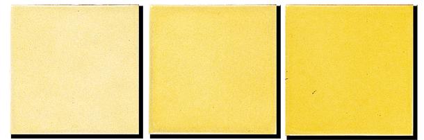 Accessoire salle de bain jaune maison design for Accessoire cuisine jaune