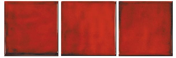 Carreau 11 x 11 rouge v suve fa ence cuisine salle de bains salernes - Carreau transparent salle de bain ...