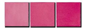 Carrelage 11 x 11 Rose Fuschia - Cuisine - Salle de Bains - Faïence de Provence à Salernes