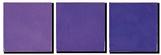 Carrelage 11 x 11 Violet - Cuisine - Salle de Bains - Faïence de Provence à Salernes