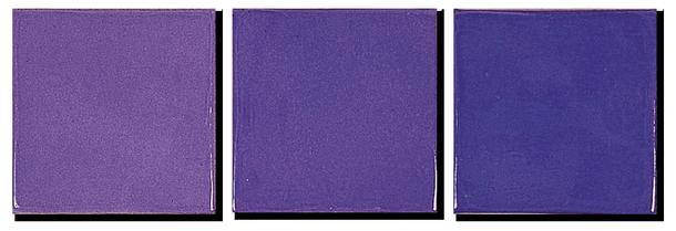 Carrelage 11 x 11 violet cuisine salle de bains for Carrelage salle de bain violet