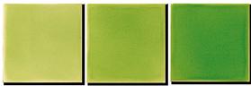 Carrelage Vert Citron Vert - Cuisine - Salle de Bains - Faïence de Provence à Salernes