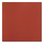 Carrelage Rouge Cardinal - Salle de Bains - Cuisine - Faïence de Provence à Salernes